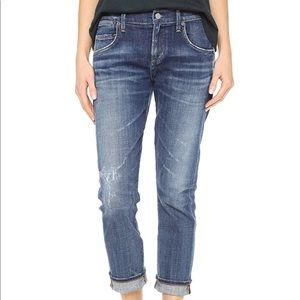 Agolde Isabel Slim Ankle Jeans, 27